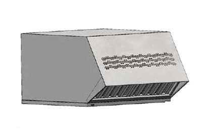 Electrolux 9R0014 Condensate Hood - Fits Models 269281, 266281, 269283 & 266283, Stainless Steel