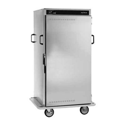 Alto Shaam 1000-BQ2/96 Banquet Cart, 96 Plate Capacity, Dutch Doors, SS, 125 V