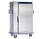 Alto Shaam 1000-BQ2/128 208 Banquet Cart w/ 128-Plate Capacity & Solid Doors, Stainless, 208-240/1 V