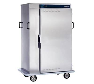 Alto Shaam 1000-BQ2/128 120 Banquet Cart w/ 128-Plate Capacity & Solid Doors, Stainless, 120 V