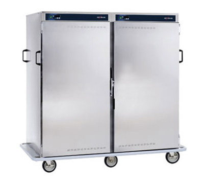Alto Shaam 1000-BQ2/192 230 Banquet Cart w/ 192-Plate Capacity & Solid Doors, Stainless, 230/50/60/1 V