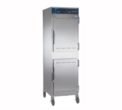 Alto Shaam 1000-UP 120 Mobile Heated Holding Cabinet w/ 2-Compartments, Stainless, 120v