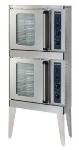 Alto Shaam 2-ASC-2E/STK Double Half Size Electric Convection Oven, 208v/1ph