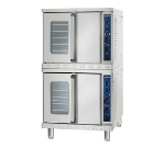 Alto Shaam 2-ASC-4G/STK Double Full Size Gas Convection Oven - LP