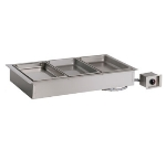 "Alto Shaam 300-HW/D4 2301 Drop-In Hot Food Well Unit, 3-Full-Size 4"" Deep Pans, Export"