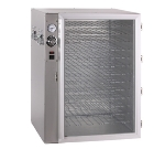 Alto Shaam 500-PH/GD Pizza Holding Cabinet w/ Solid or Glass Door, Stainless, 125v