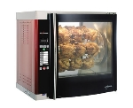 Alto Shaam AR-7E-SGLPANE Electric 7-Spit Commercial Rotisserie, 208v/1ph