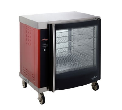Alto Shaam AR-7H-DBLPANE 120 Holding Cabinet, Double Pane Curved Glass, 1-Compartment, Stainless, 120 V