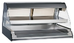 "Alto Shaam ED2-48/2S-SS 2081 Self Service Heated Two Tier Display Case, 48"", Stainless Export"