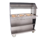 Alto Shaam HFT2SYS-300 2081 Hot Food Table w/ 48-in Width, Base, (3) 1/1 GN, 208/1 V