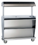 Alto Shaam ITM2-48/STD 120 Island Hot Food Takeout Merchandiser, 60.5 x 48-in, 120 V