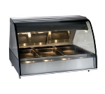 "Alto Shaam TY2-48-SS Full Serve Heat Deli Display Case, Countertop, 48"", Stainless"