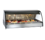 "Alto Shaam TY2-72/P-SS Self Serve Heat Deli Display Case, Countertop, 72"", Stainless"