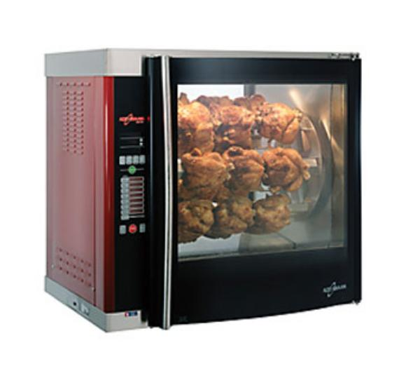 Alto Shaam AR-7E-DBLPANE Electric 7-Spit Commercial Rotisserie, 208v/1ph