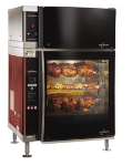 Alto Shaam AR-7EVH-DBLPANE Electric 7-Spit Commercial Rotisserie, 208v/1ph