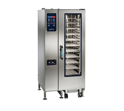 Alto Shaam CTC20-10G Full-Size Roll-In Combi-Oven, Boilerless, LP