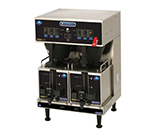 Bloomfield 9221208 Dual Auto Satellite Coffee Brewer w/ 2-Dispensers & Hot Water Faucet 208-240 V