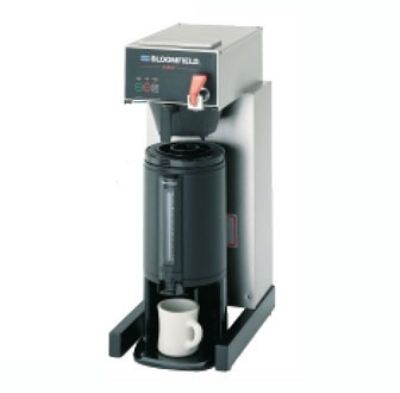 Bloomfield 1080TF Automatic Thermal Brewer w/ Faucet & Pour Over Option, 120V