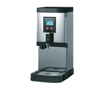 Bloomfield 1228DLX 3-gal Hot Water Dispenser - Stainless/Black