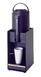 Bloomfield 3871-NS-SRVST Plastic Airpot Serving Stand, For Cups Up To 7-in Tall
