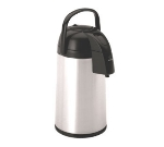 Bloomfield 7880-APS 100-oz Pump Airpot w/ Brew-Thru Steam, Glass Liner, Stainless Body
