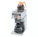 Bloomfield 8540D2F Koffee King Coffee Brewer w/ Faucet, 1-Upper & Lower Warmer, 120V