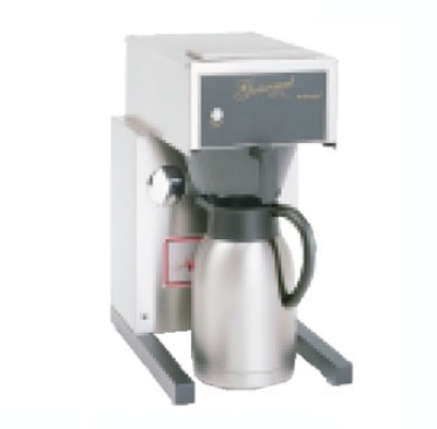 Bloomfield 8785-AL Gourmet 1000-Pourover Thermal Brewer, Extra Low, 120V