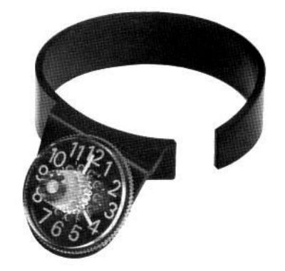 Bloomfield 8951-TMR-BLK Regular Decanter Timer, Black