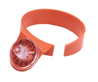 Bloomfield 8953-TMR-ORG Decaf Decanter Timer, Orange