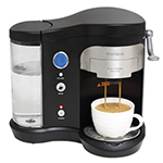 Bloomfield H701A-120V Pod Single-Cup Brewer - Pour-Over 120v