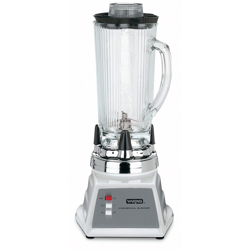 Waring 7011G Countertop Food Blender w/ Glass Container