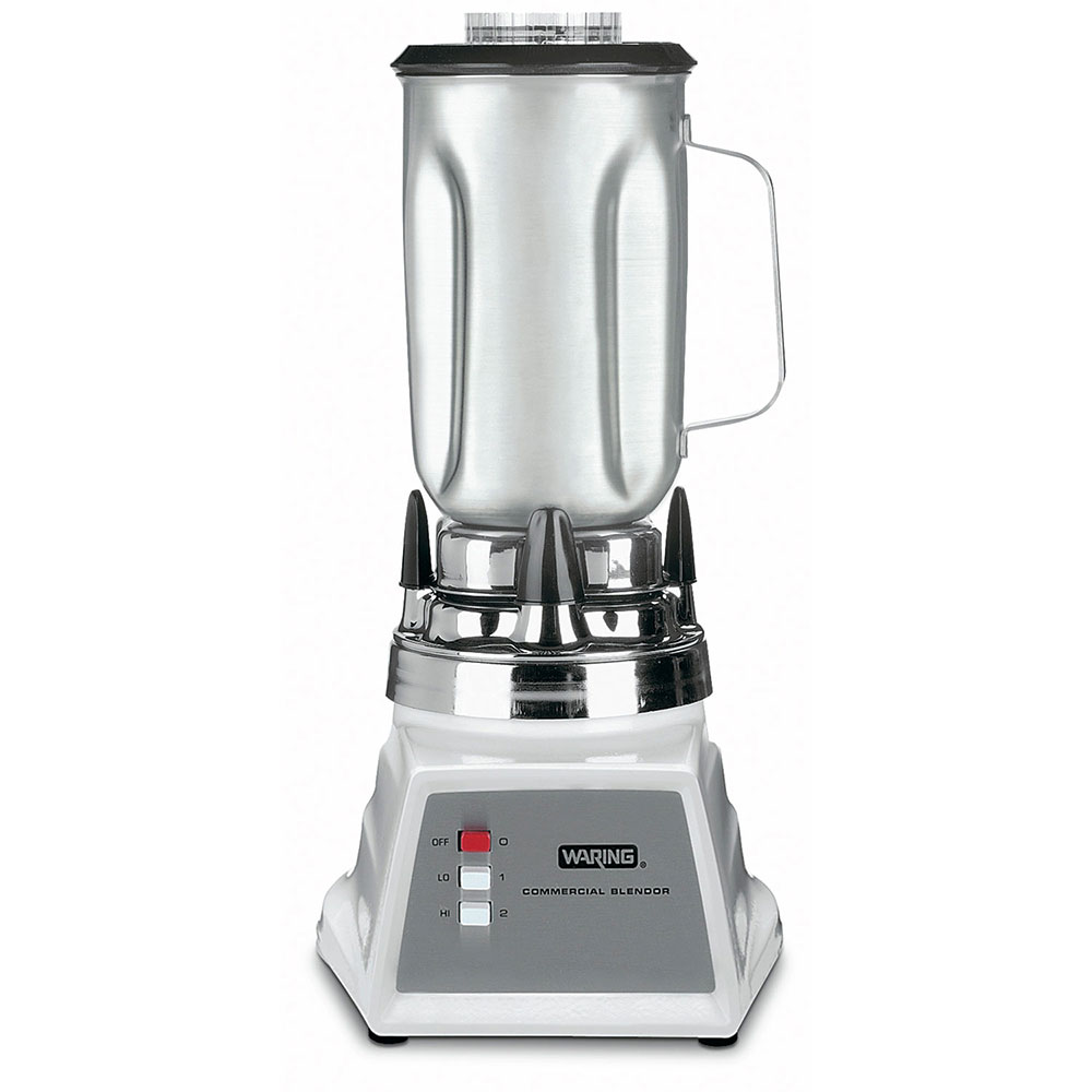 Waring 7011S Countertop Food Blender w/ Metal Container