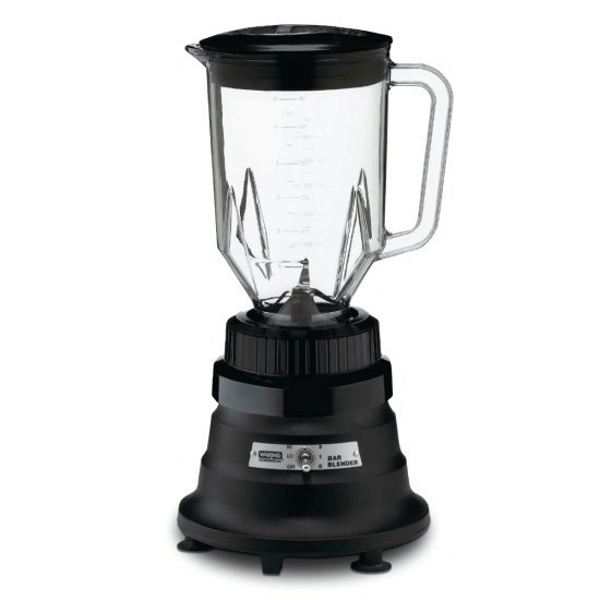 Waring BB150 2-Speed Bar Blender w/ 48-oz Capacity & Polycarbonate Container, Black Base