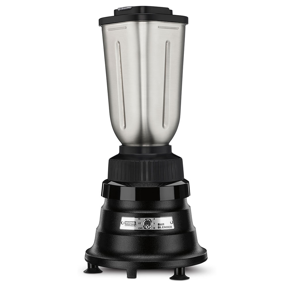Waring BB155S Countertop Drink Blender w/ Metal Container