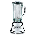 Waring BB900G 2-Speed Bar Blender w/ 40-oz Capacity & Glass Container, Chrome Zinc Base