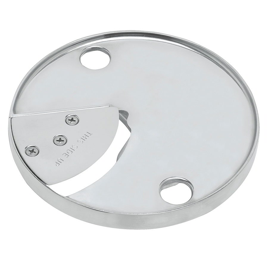 Waring BFP12 1/8-in Slicing Disc for FP25, FP25C, & FP1000