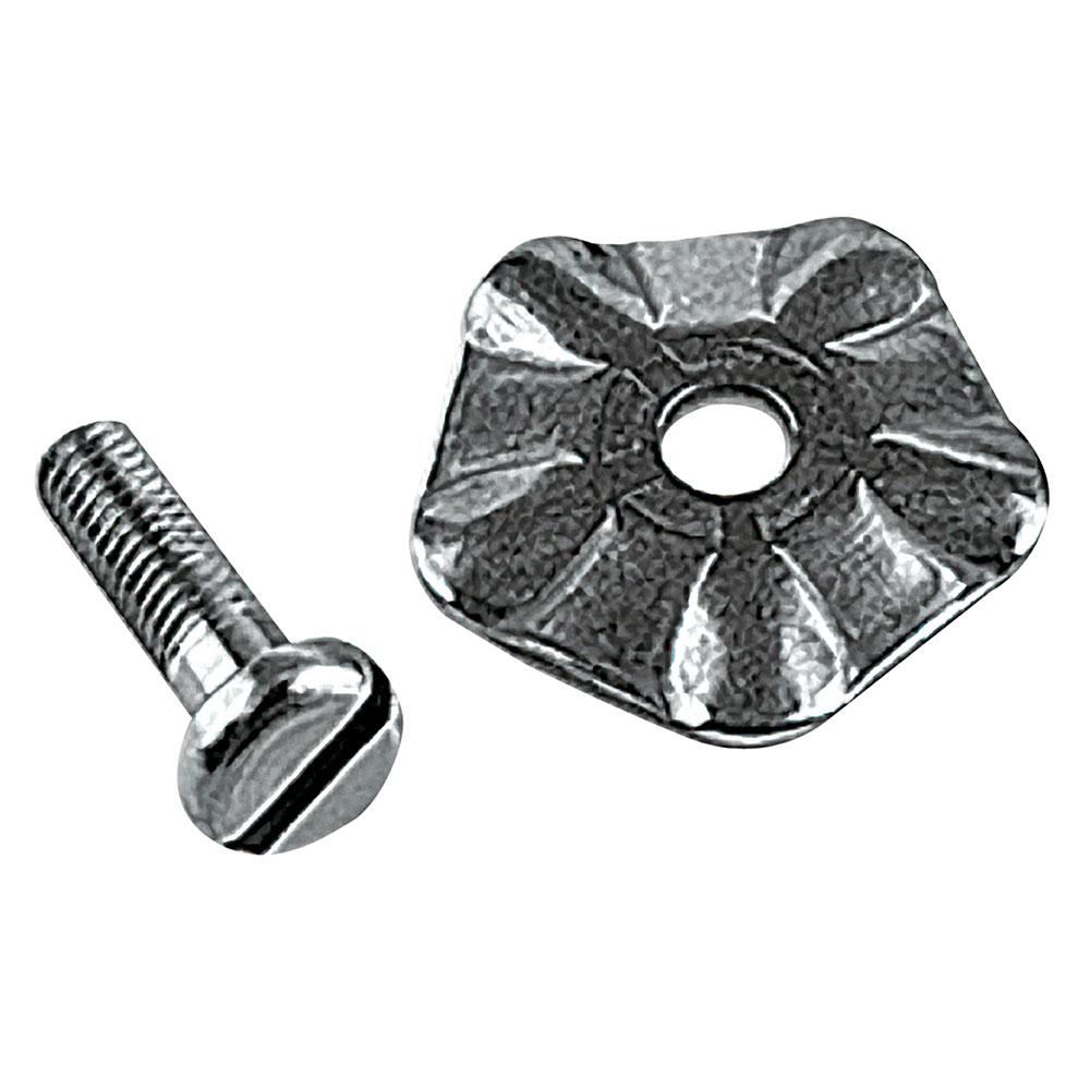 Waring CAC09 Solid Agitator for DMC20, DMC90, DMC180DC & DMC201DCA w/ Screw