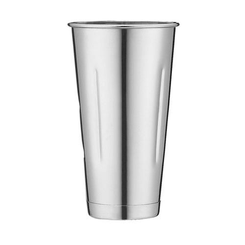 Waring CAC20 28-oz Stainless Malt Cup for DMC20, DMC90, DMC180DC & DMC201DCA