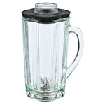 Waring CAC34 40-oz Glass Blender Container for BB900S, BB900P & BB900G w/ Lid