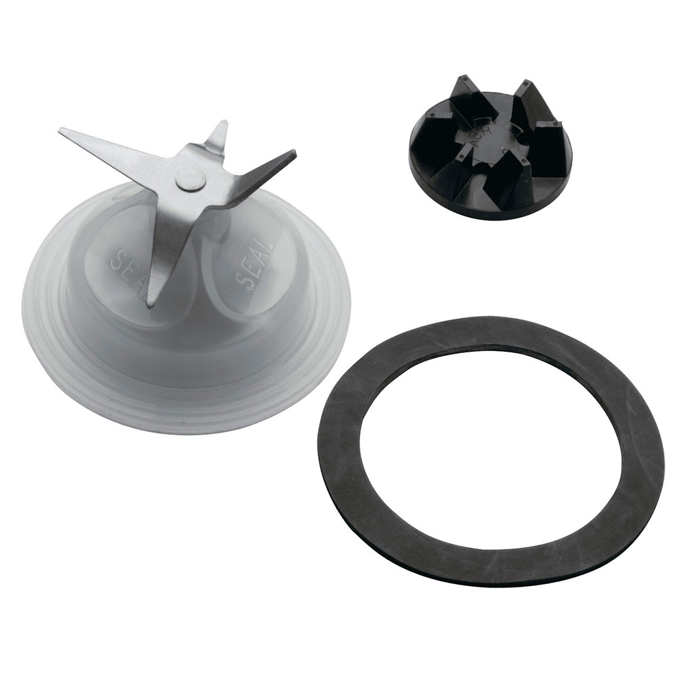 Waring CAC65 Bar Blender Repair Kit for BB150 & More w/ Coupling, Gasket & Blade Assembly