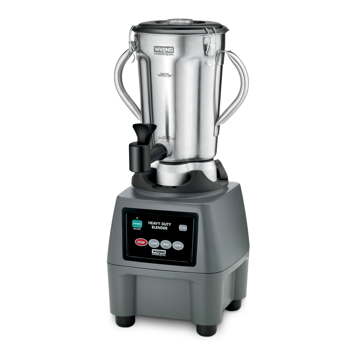 Waring CB15SF Countertop Food Blender w/ Metal Container
