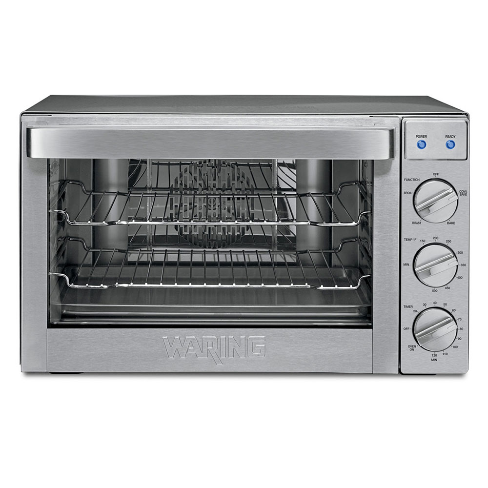 Countertop Oven Racks : ... Countertop Convection Oven w/ 120-min Timer & 2-Wire Racks, 1.5-cu ft