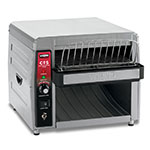 Waring CTS1000 Conveyor Toaster w/ 450-Slices/hr, Stainless, 120v