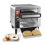 """Waring CTS1000B Conveyor Toaster - 1000-Slices/hr w/ 2"""" Product Opening, 208v/1ph"""