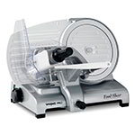 Waring FS1500 Food Slicer w/ 10-in Blade & Non Slip Feet, Aluminum Construction