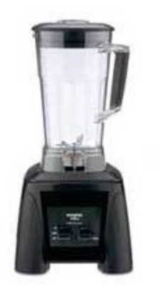 Waring MX1000R Half Gallon Hi-Power Blender w/ 64-oz Container, Black