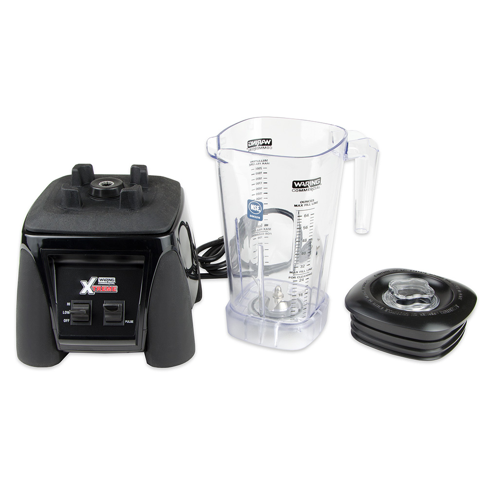 Waring MX1000XTX Countertop Drink Blender w/ Polycarbonate Container