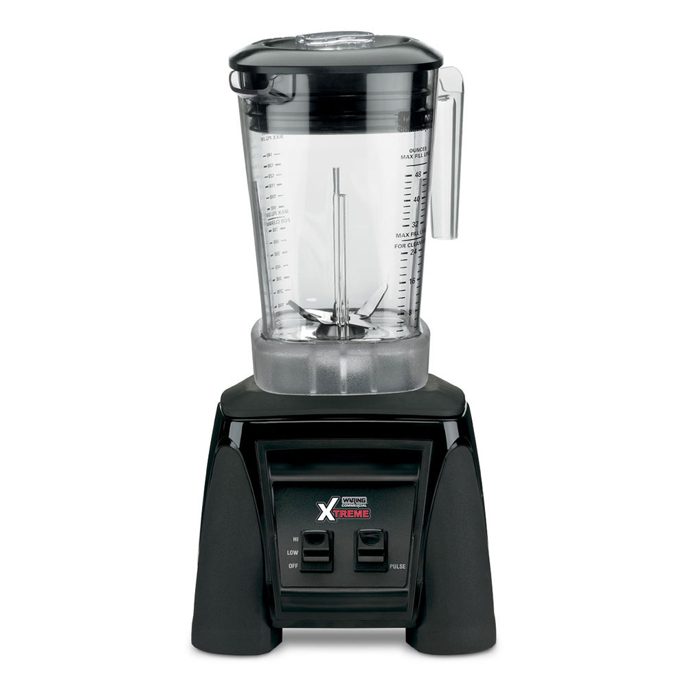Waring MX1000XTXP Heavy Duty Xtreme High-Power Blender w/ 48-oz Capacity & Polycarbonate Container