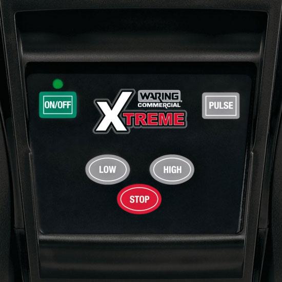 Waring MX1050XTS Countertop Drink Blender w/ Metal Container