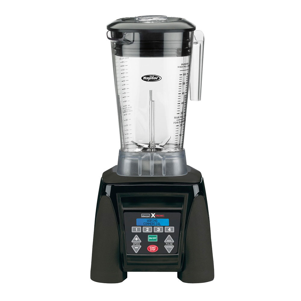 Waring MX1300XTX Countertop Drink Blender w/ Polycarbonate Container, Programmable